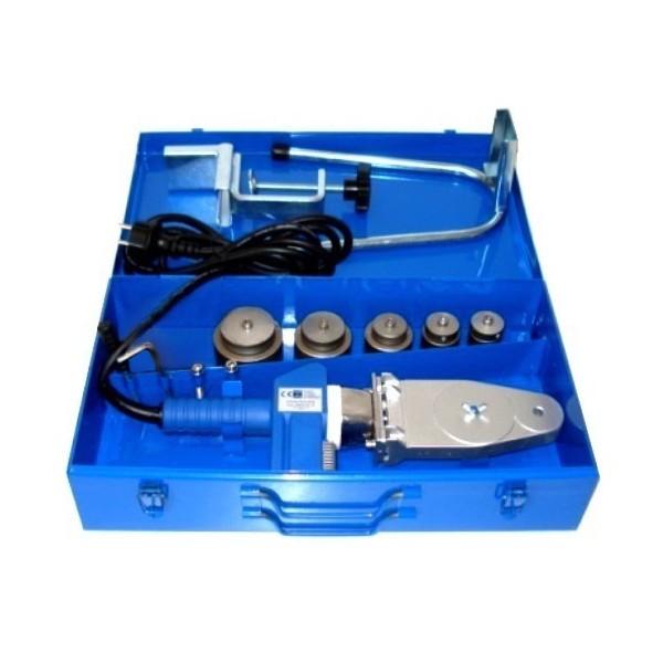 HSK HHSW-40-W   Svářečka plastových trubek v cenově výhodné sadě